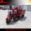 gas powered tricycle/front load tricycle/double tricycle
