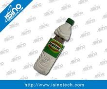 OEM Custom Made 3D Bottle Shape USB Stick