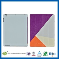 Mix Multi Colors for apple ipad 3 smart cover