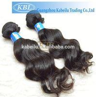 5A top quality 100% human hair training doll head