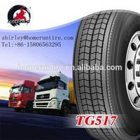 truck tires for trailer position