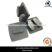 30H Concrete Floor Diamond Mental Abrasive Shoes
