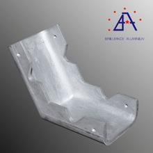 Brilliance aluminum profile car accessory