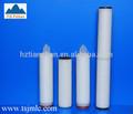 Ips cartucho de filtro 0.65um 10''- 80''for aguamineral/cerveza/vino de filtración
