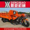 three wheel motor vehicle/china cargo motor tricycle