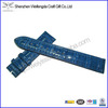 High Quality Strap Blue Cheap Price Leather Wrist Watch Band