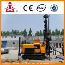120m Depth KW10 portable rotary water well drilling and rig machine/hydraulic well drilling machine for sale