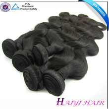 Full Legnth High Quality Ding Unprocessed Curly Intact Virgin Peruvian Hair