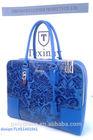 TLHS1401041 New Fashion Elegant women Genuine embossed Leather square bag