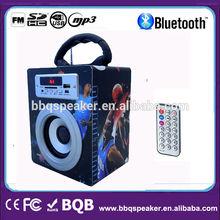 2014 hot selling raido bluetooth speaker basketball usb