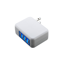 Quad ports USB Wall Charger(OEM Available)