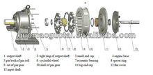 Jiangsu Guomao high quality cycloidal pinwheel speed reducer