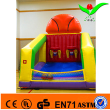Commercial exciting inflatable basketball court in 2014