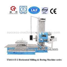 TX6111T/2 China manual Horizontal boring and milling machine