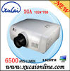 Wholesale 6500 lumens XGA Large Scale Outdoor Projector for Advertising XC-LX8100F