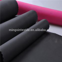 china factory 272t nylon fabric pu backing