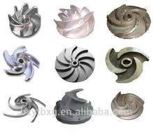 stainless steel impeller castings