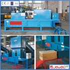 JPW-KT140 series rice husk forage bagging machine