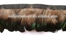 down filled winter coat glass beads/bugle woven lace black rabbit fur/gauze trim