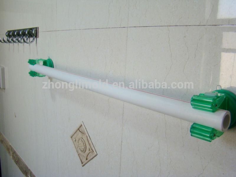Bonne aide ventouse vadrouille et broom titulaire foyer - Porte photos mural plastique ...