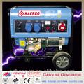 Neue fabrik preis hohe qualität lpg& benzin-generator
