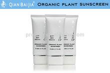 Herbal beauty shine cream sun protection spf 30 sunscreen in cosmetic