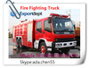 SINO 4*4 diecast model fire trucks,different types of fire trucks,antique metal fire truck