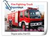 SINO 4*4 diecast model fire trucks,different types of fire trucks,antique metal fire truck