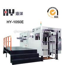 HY-1050E die board cutting machine/paper cup die cutting machine