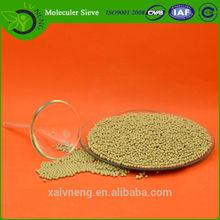 zeolite molecular sieve natural gas refining agent 13x 1.6-2.5mm, 3.0-5.0mm