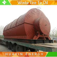 Rifiuti/usato pneumatici di primo equipaggiamento per olio combustibile con 30 ingegneri