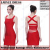 High quality wonderful red strapless see through back bodycon prom dress beautiful pakistani wedding dresses