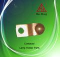 Haohong titular de la lámpara de montaje/e27 de metal piezas/contactor de metal