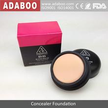 3CE BRIGHTEN brand concealer foundation,cosmetics 2color/set natural Soft matte makeup face powder