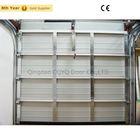 Single Skin Steel Sectional Garage Door/residential door skin