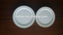 decorative plastic dinner plates for wedding