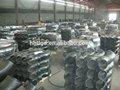China de fábrica de la fabricación de astm asme a234/ansi b16.9 40 horario sin costura de acero al carbono tubo acodado de accesorios