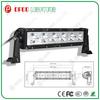 No MOQ 10-30V 6000K Single Row 10w CREE 13.5 Inch 60w Atv LED Light Bar
