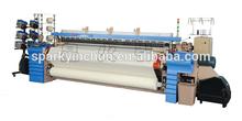 YC9000-340cm double nozzle air jet loom will show in shanghai fair