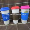 ceramic coffee mug with silicone lid ,ceramic coffee mug with cover