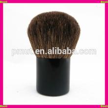 natural hair brush makeup powder