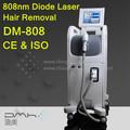 la electrólisis 808nm profesional de depilación láser de diodo de la máquina