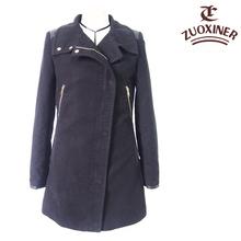 2014 eurpoean newest style long women dust coat