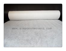 plain spunlace non woven fabric, plain nonwoven, plain spunlaced nonwoven
