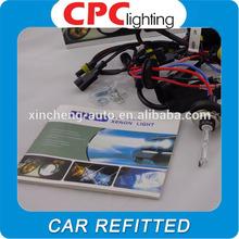 High Quality 12v,24v 35w,55w hid ballast xenon h7 Ceramic metal bulb lamp light Xenon Hid conversion Kit
