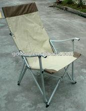 korea sıcak satış moda alüminyum sandalye kamp