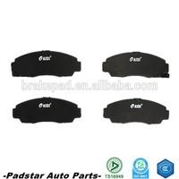 Daewoo tico spare parts Hyundai bus parts Caterpillar brake pad manufacturer