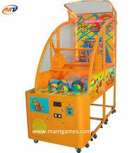 Children basketball machine sport equipment