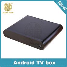 smart google internet IPTV amlogic android tv box av output
