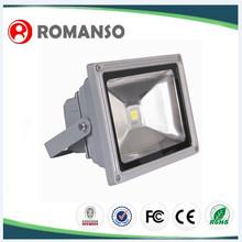 High quality high lumen led flood lighting outdoor using